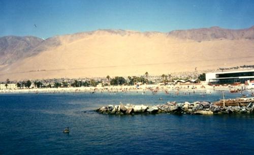 Playa de Santa María de Iquique