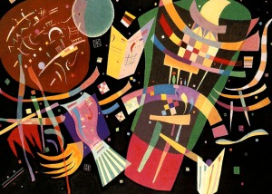 Vassili Kandinsky, Composición X, 1939