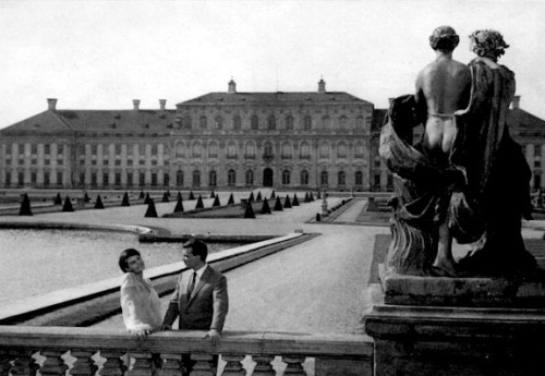 El último año en Marienbad, 1961