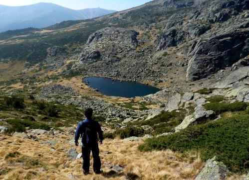 Laguna de Peñalara (foto de P. Nicolás)