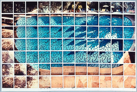 piscina david hockney