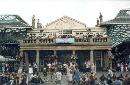 En Londres, hasta la Royal Opera House crece en un  mercado