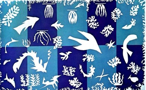 Henri Matisse, Oceanía, La Mer