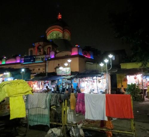Kali's temple