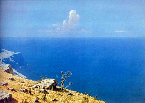 Arjiv Ivánovich Kuindji, EL mar. Crimea, 1898-1908