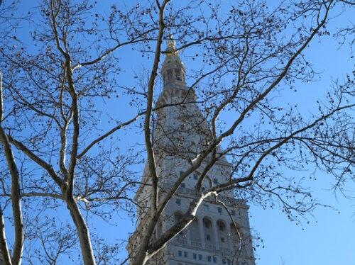 Madison Square's Venetian campanile