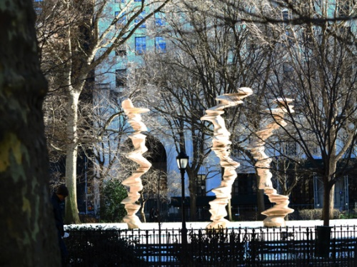 Points of View, by Tony Cragg