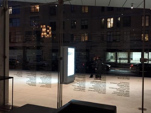 Museums listings as memorials, as graveyards, as dynasties