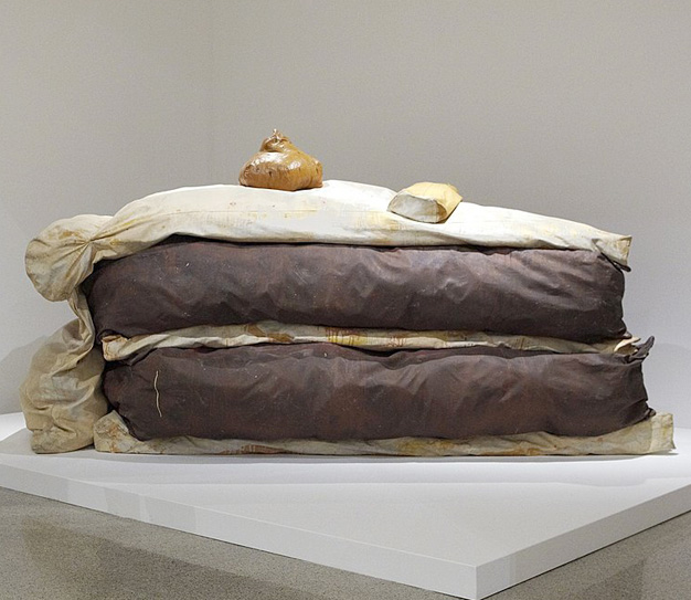 Cake, by Claes Oldenburgh
