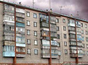 Russian slums